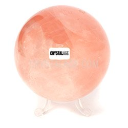 Rose Quartz Spere 9cm