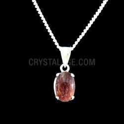 Crystal age page 36 blog on crystal healing jewellery gemstones super seven pendant oval aloadofball Images
