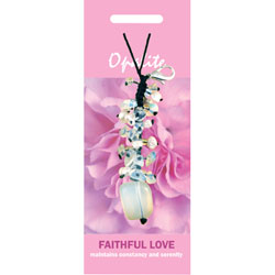 Faithful Love Keyring