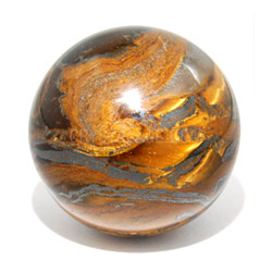 Tiger Iron Crystal Sphere