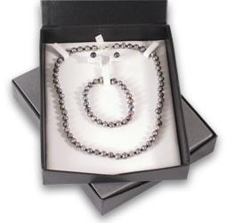 Black Pearl Jewellery Gift Set