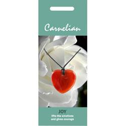 Joy Crystal Heart Necklace