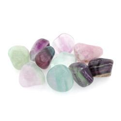 Fluorite Tumble Stones