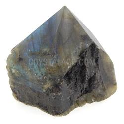 Labradorite Crystal Generator Point