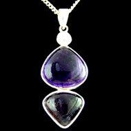 Amethysts Crystal Pendant