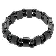 Chunky Magnetic Hematite Bracelet
