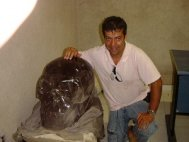 World's Largest Crystal Skull