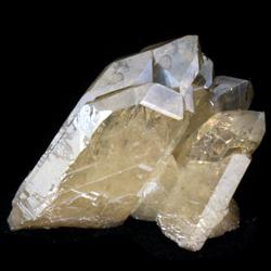 Champagne Quartz Healing Crystal
