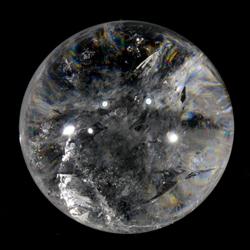 Quartz Crystal Sphere