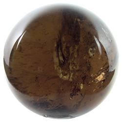 Smoky Quartz Crystal Ball