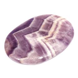 Amethyst Palmstone