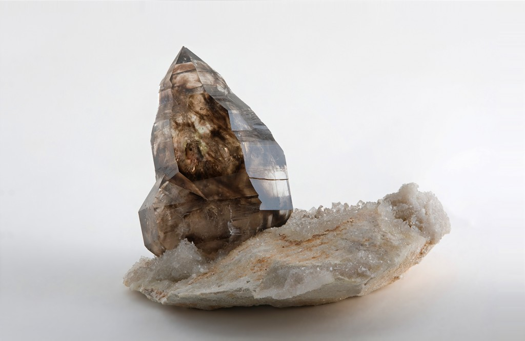 Smoky Quartz for protection