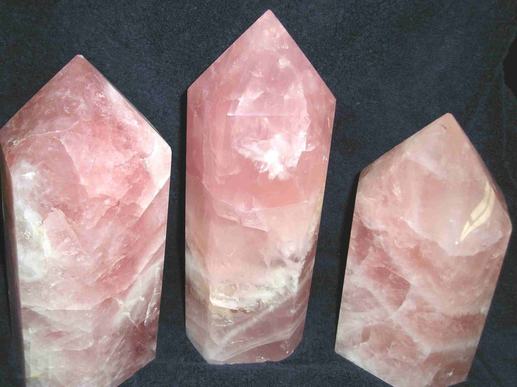 Rose Quartz, the 'Love Stone'