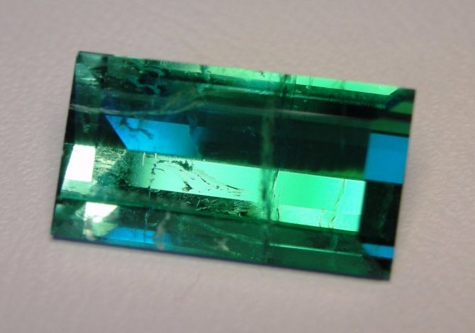 Emerald Green Tourmaline