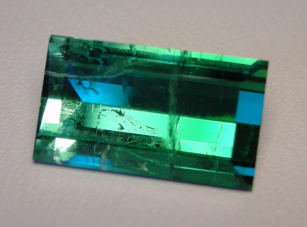 Emerald Green Tourmaline