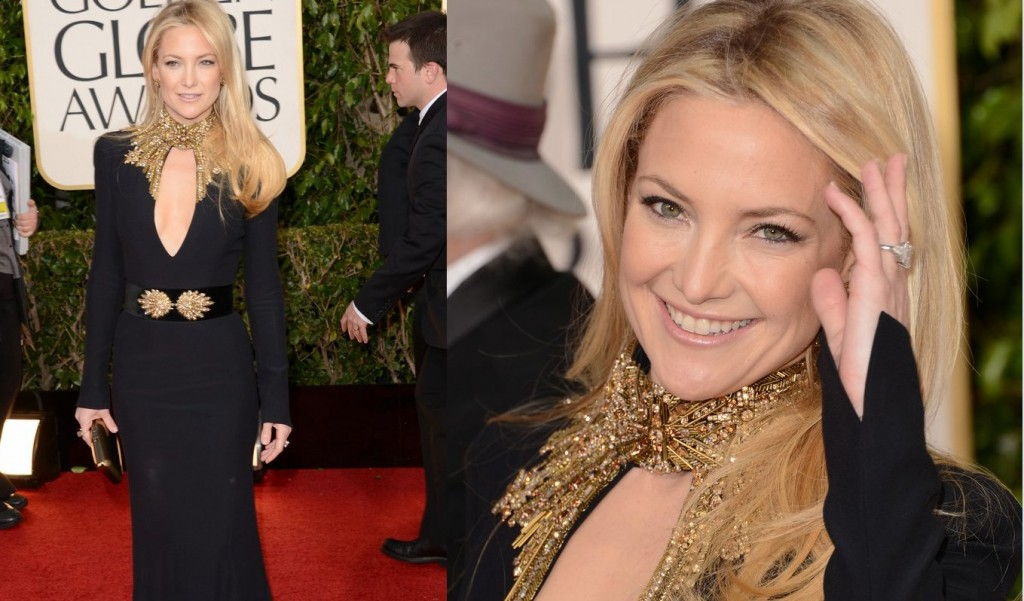 Kate Hudson is a fan of Rose Quartz