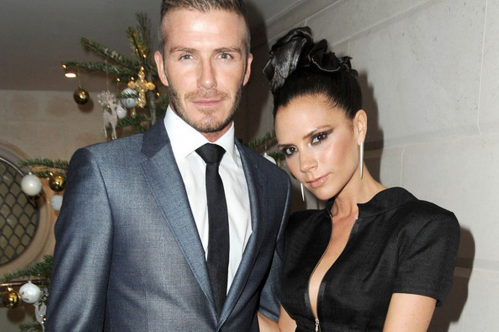 The Beckhams are proponents of crystals
