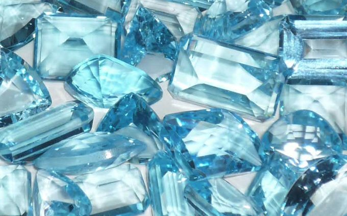 Blue Topaz has been said to be extremely helpful to those who are angry.